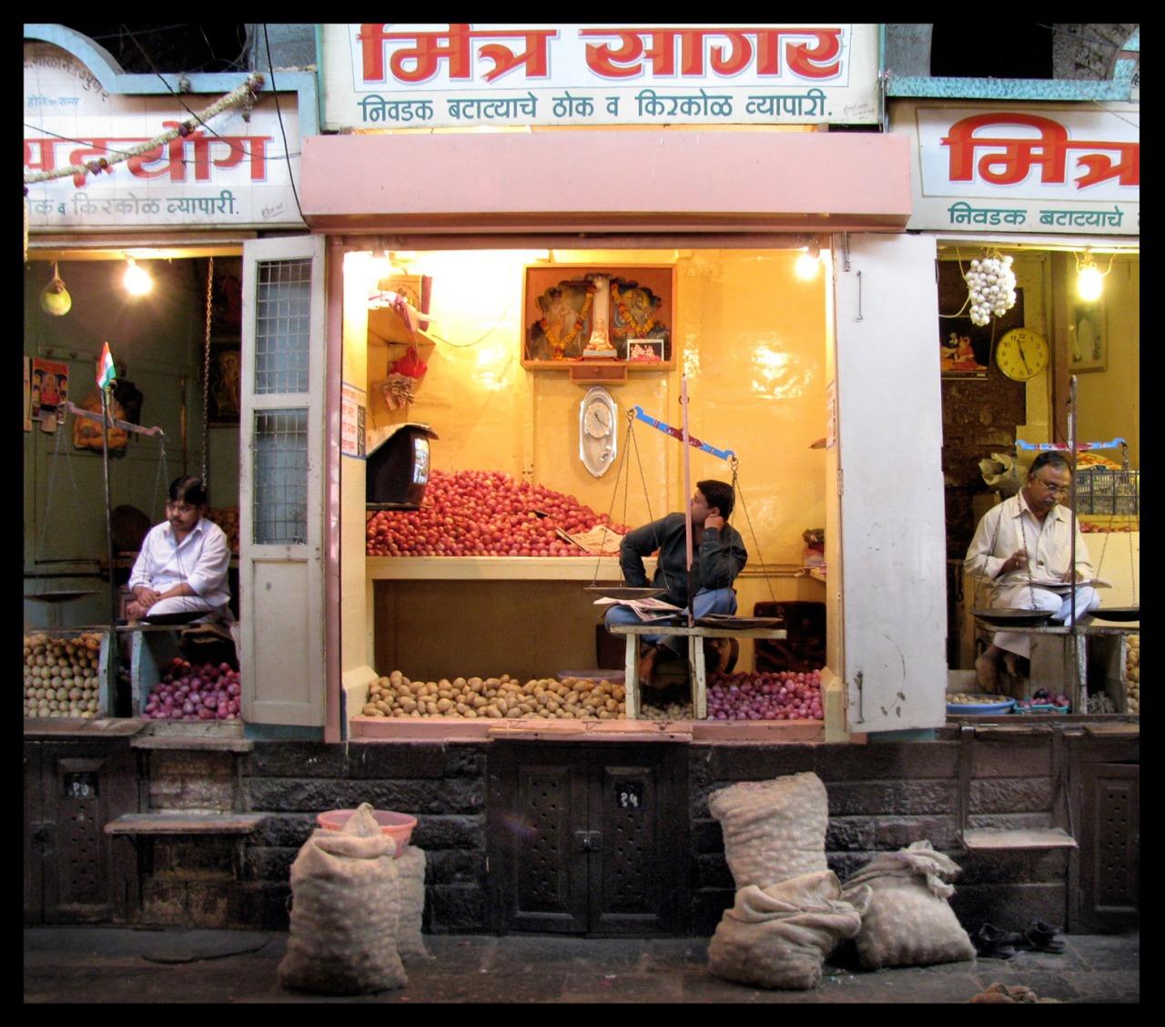 Veggiewallahs in Pune