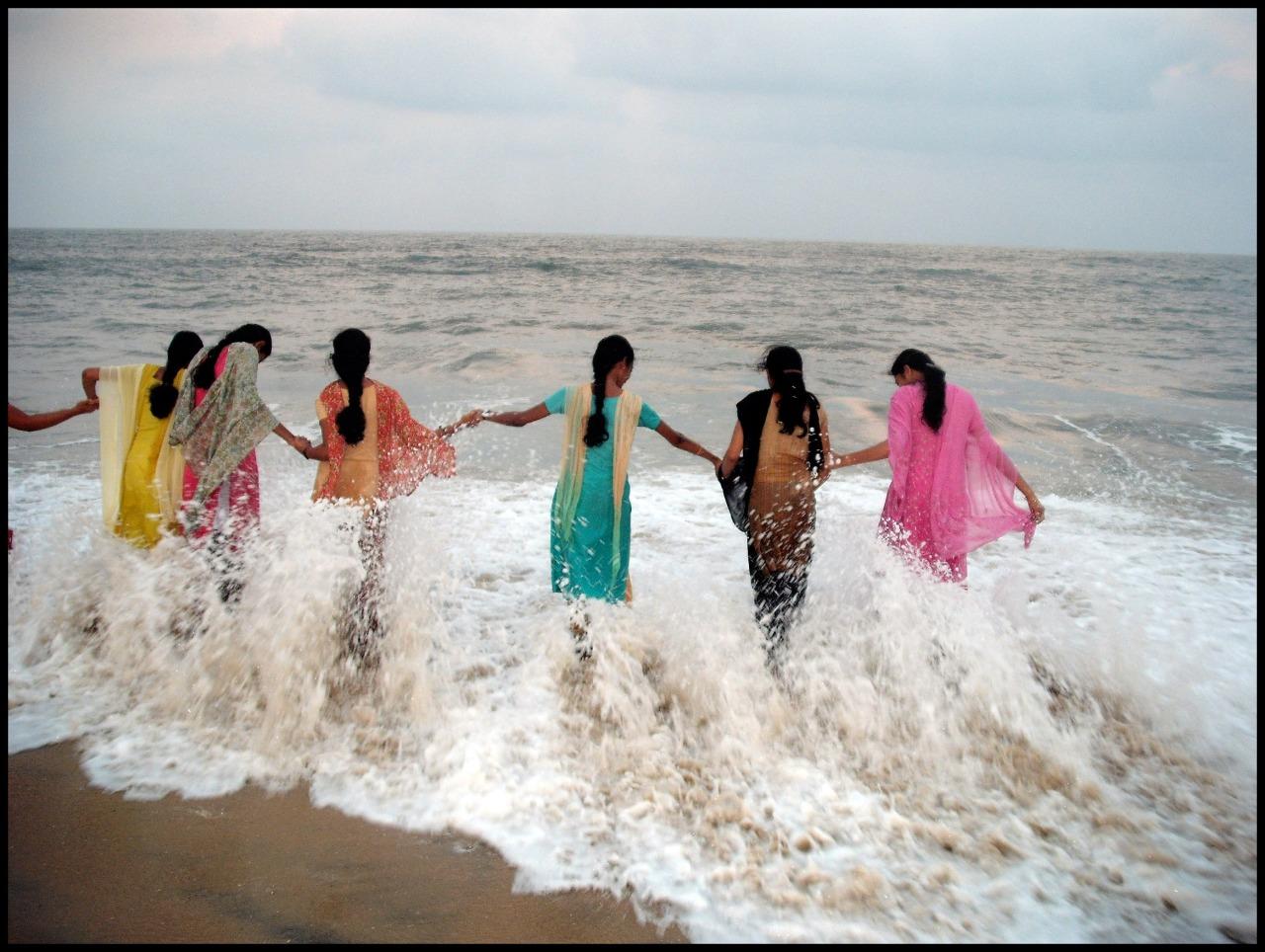 south indian beach