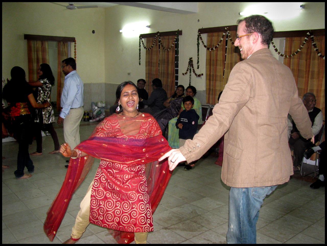 sharbani's wedding